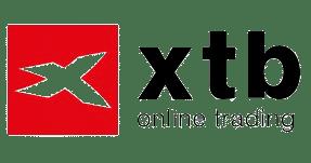 Logo de XTB