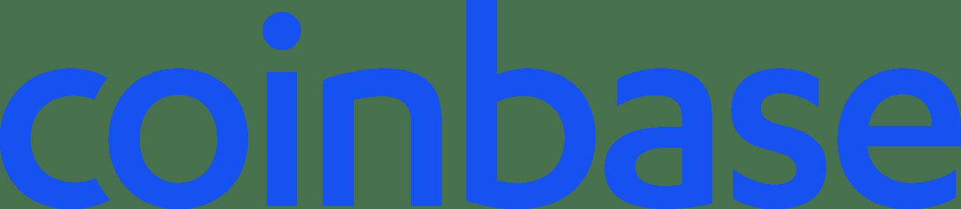Logo de Coinbase