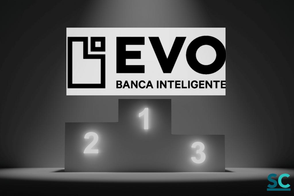 Mejor cuenta online sin comisiones EVO vs Liberbank