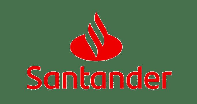 Logo de Santander