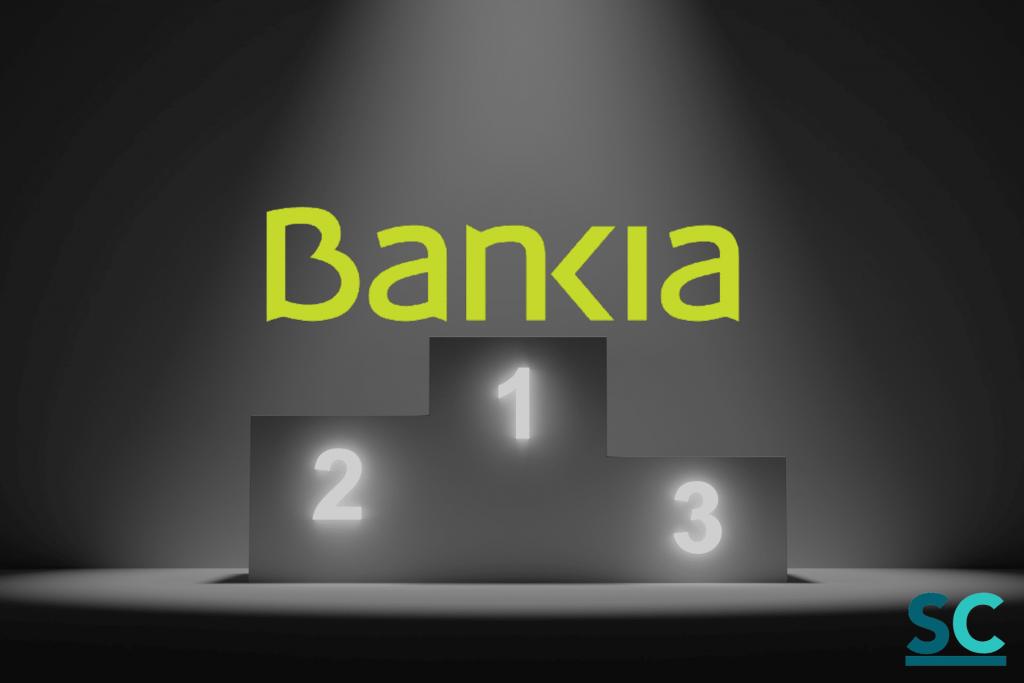 Bankia vs La Caixa: preferimos a Bankia