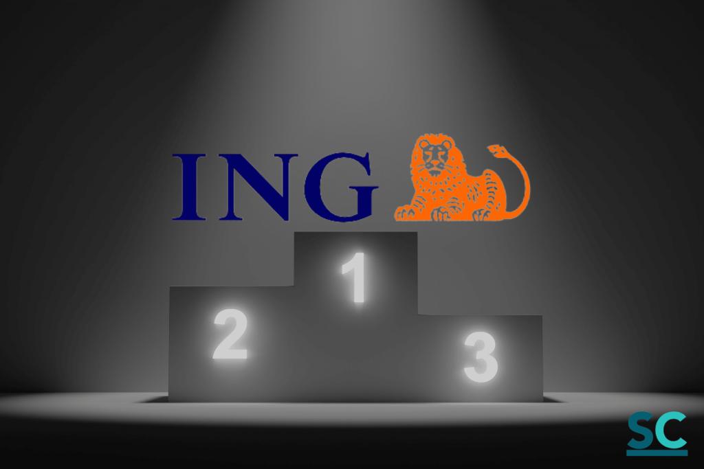 Mejor cuenta sin comisiones ING vs Santander