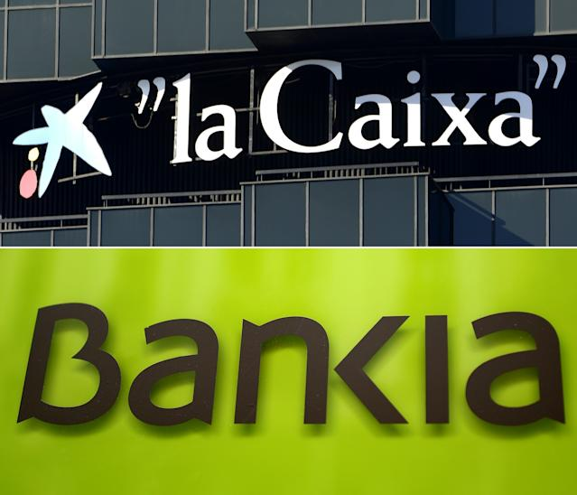 Fusión Caixa Bankia