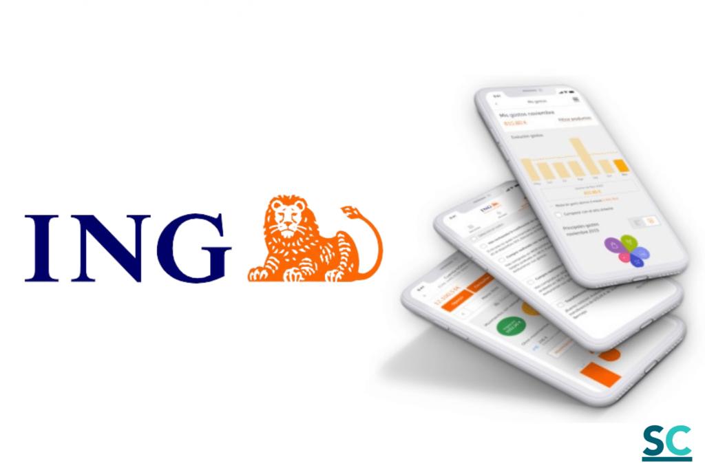 Puedes gestionar todos los trámites de tu cuenta ING a través de la App móvil