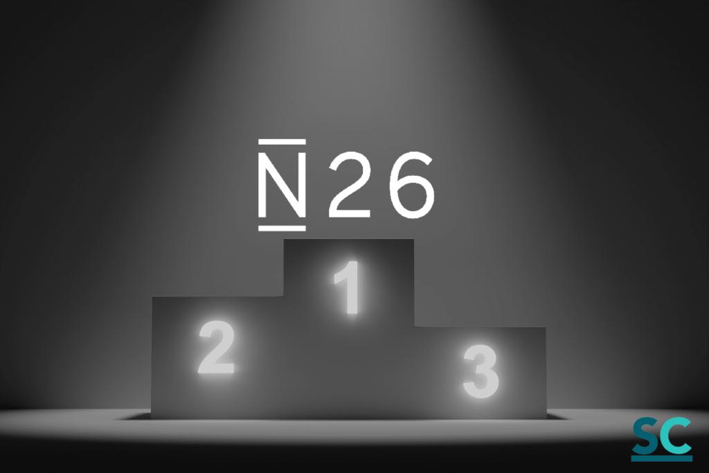 Mejor cuenta sin comisiones N26 vs Bnext: N26