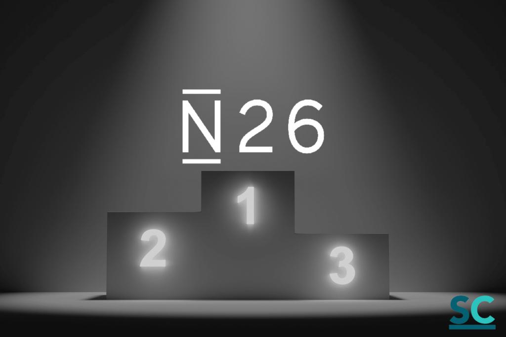 Mejor cuenta sin comisiones N26 vs Evo