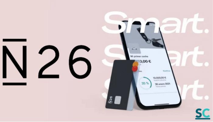 Con la App de N26 puedes hacer todo tipo de trámites sin acudir a una oficina física.