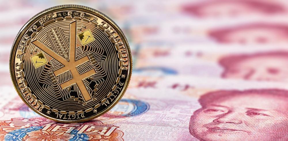 Yuan digital en China